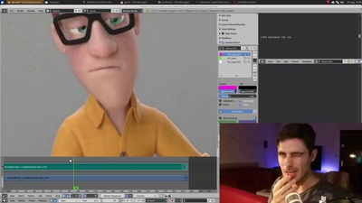 """Look Friend"" Animation Feedback"