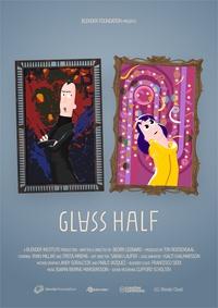 Glass Half Film Poster