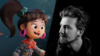 """""""No Fingernails!"""" 3D Artist Julien Kaspar On Character Design"""