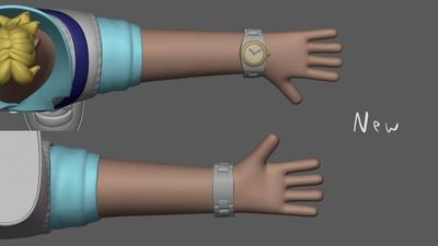 Rex Arm Adjustments
