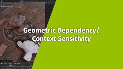 Chapter 3-3: Geometric Dependency - Context Sensitivity
