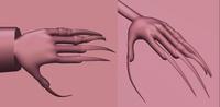 Wu Manchu creepy nail thing