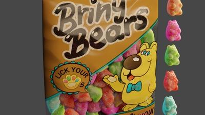 Briny Bears - Shading