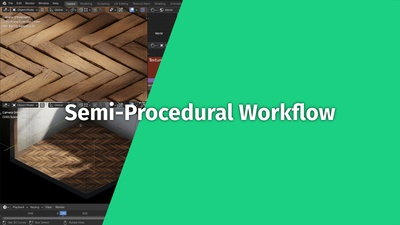 Chapter 4-3: Semi-Procedural Workflow