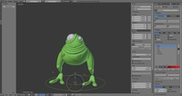 Early Frog Rig