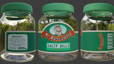 Salty Dills