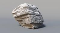 Rock Asset Renders 01