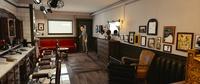 barbershop interior - Improved entrance area