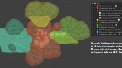 Mushroom Grove - Map 2