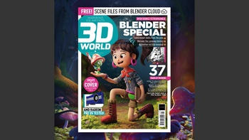 Visit Blender World With 3D World
