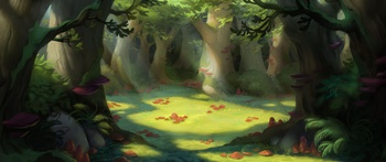 Mushroomgrove final concept art