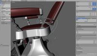 Barbershop chair rig demo