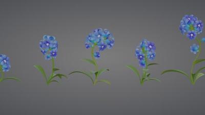 Bluebells update