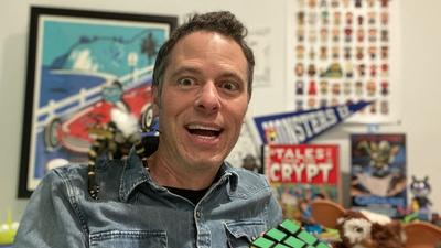 Meet Matthew Luhn, Sprite Fright's Director.  Part One