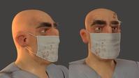 Doctor closeup