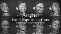 Spring - Facial Expression Tests