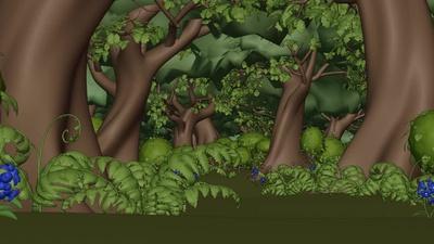 Mr Snail Set - Forest