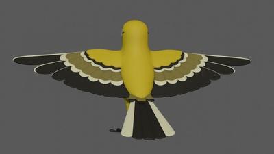 Bird Sculpting