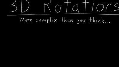 03 Rotation Theory