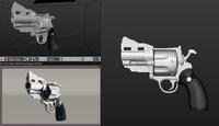 Agent Gun WIP