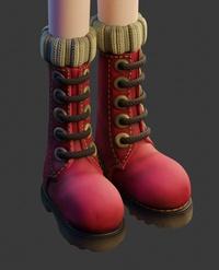 Shading Boots