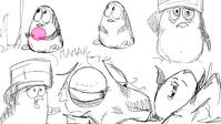 Oti Sketches Animatic