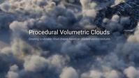 Procedural Volumetric Clouds