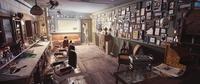 Barbershop interior - More mess