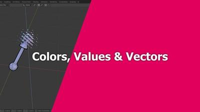 Colors, Values & Vectors
