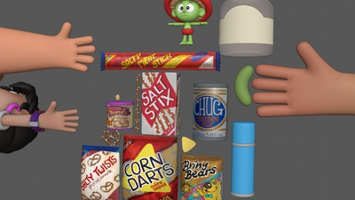 Snacks Models